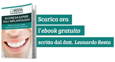 Ebook Implantologia Bari, Taranto, Lecce, Matera