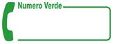 Numero Verde 800 912361