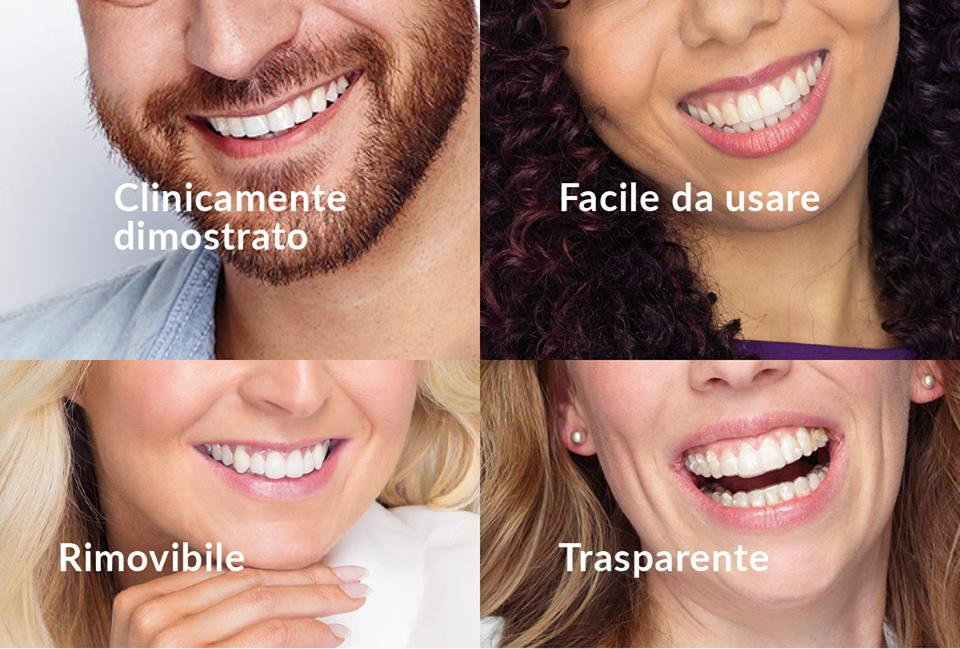Ortodonzia Bari Taranto Apparecchio invisibile denti storti Dentista Resta