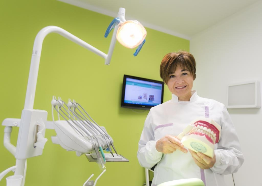 Igiene orale. Igienista studio Resta