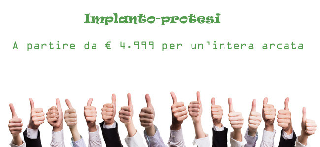 Implantologia costi
