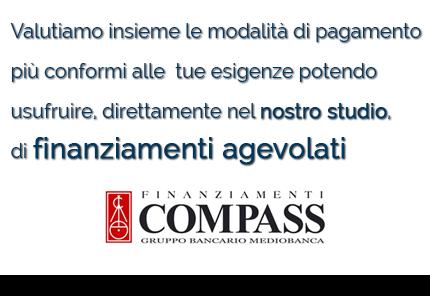finanziamenti dentista Compass