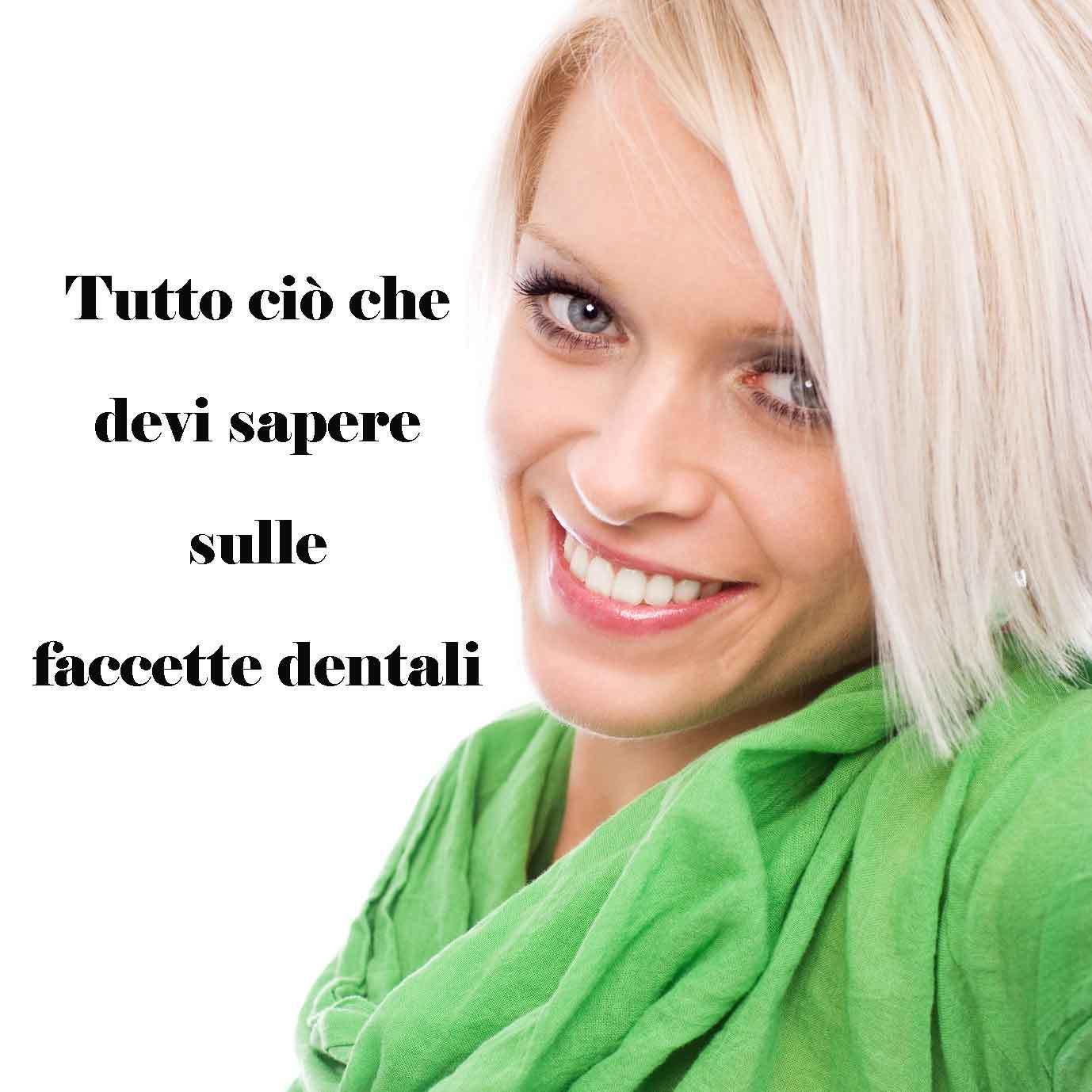 costo faccette dentali