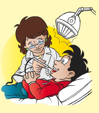 Visita odontoiatrica