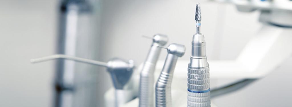 paura del trapano dentista